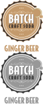 Batch Craft Ginger Beer